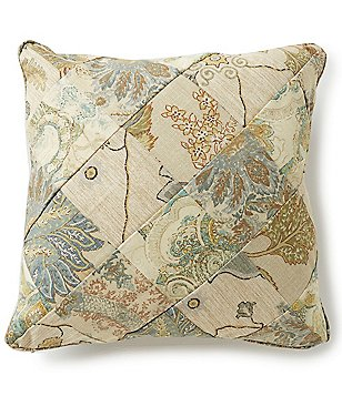 Villa by Noble Excellence Lorraine Square Pillow