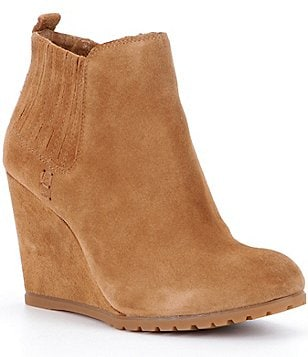 GB Per-Suede Booties