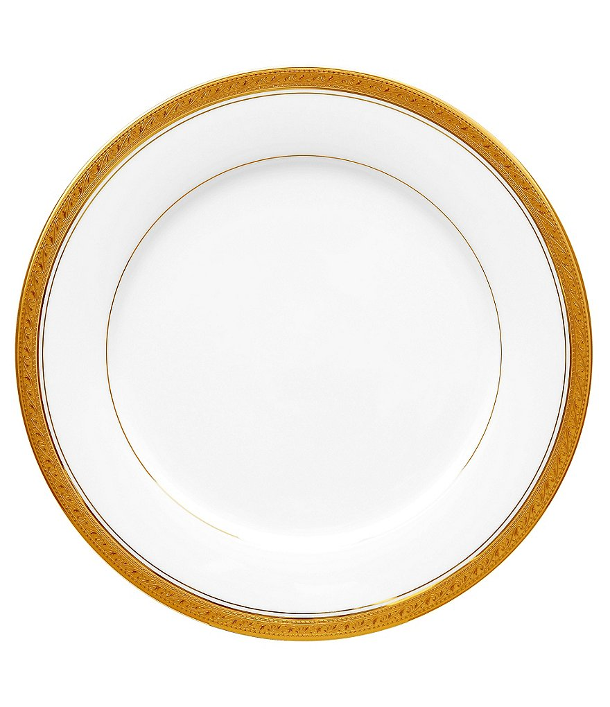 Noritake Crestwood Gold China 10.5