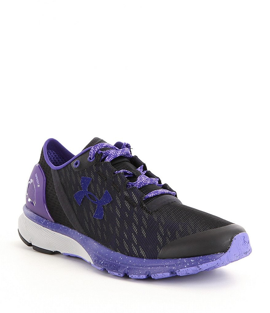 Under Armour Women´s Charged Bandit 2 Night Lace-Up Running Shoes