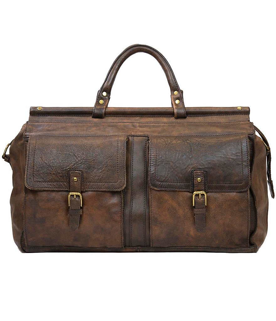 Nash For Men Tuscan Leather Duffle