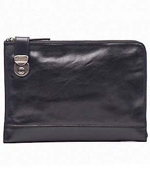 Nash For Men Heritage Leather Portfolio