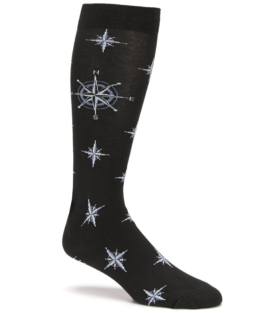 K.Bell Compass Crew Socks