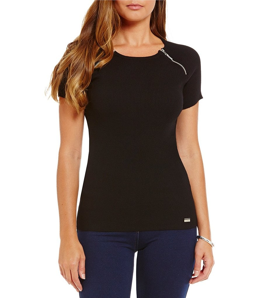 Peter Nygard Performance Form Fitted Tee