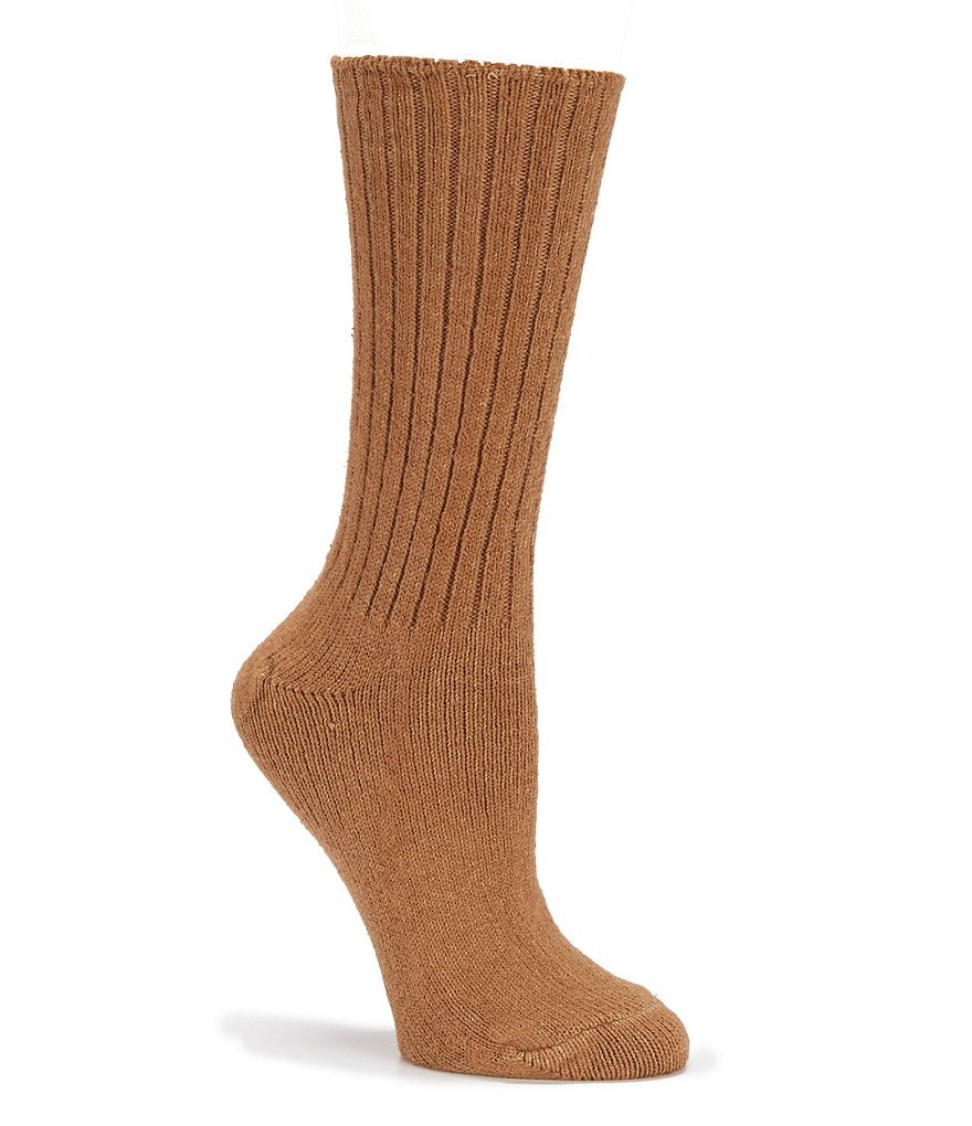 HUE Ribbed Boot Socks