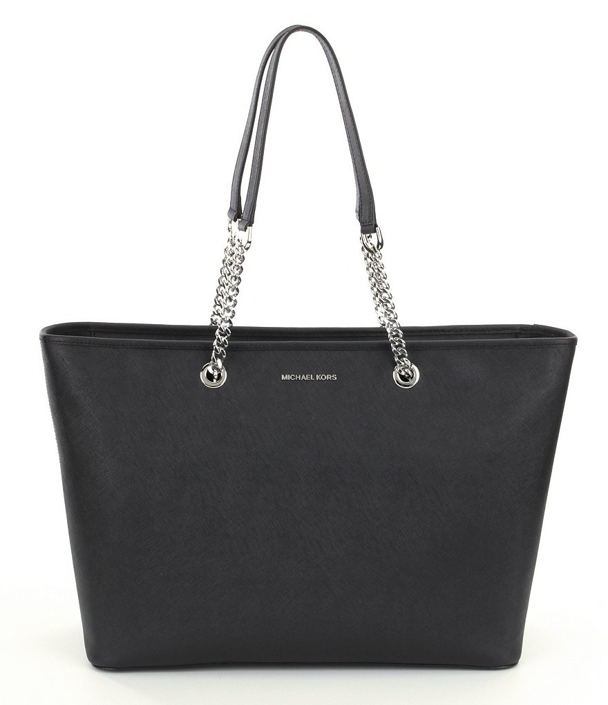 MICHAEL Michael Kors Jet Set Chain Multifunction Laptop Work Tote