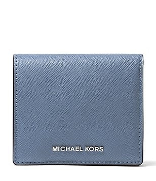 MICHAEL Michael Kors Jet Set Leather Carryall Card Case