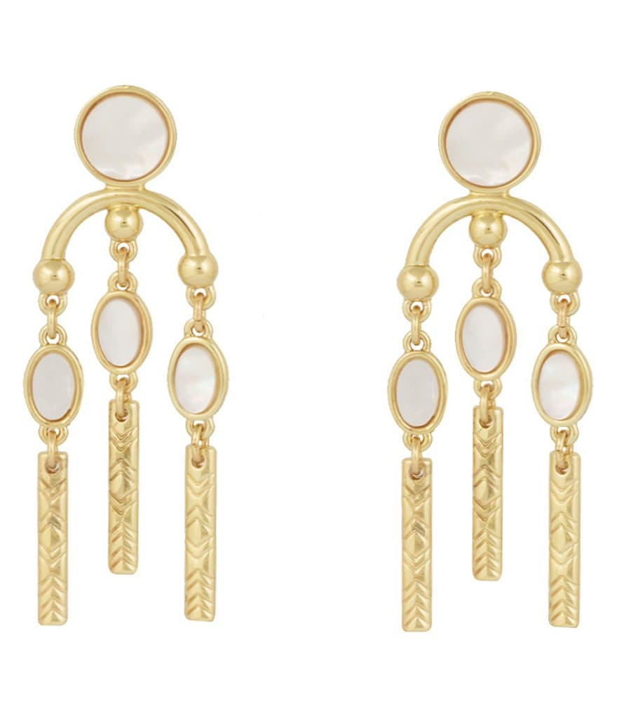 House Of Harlow Desert Oasis Drop Earrings