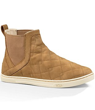 UGG® Hollyn Deco Quilt Sneakers