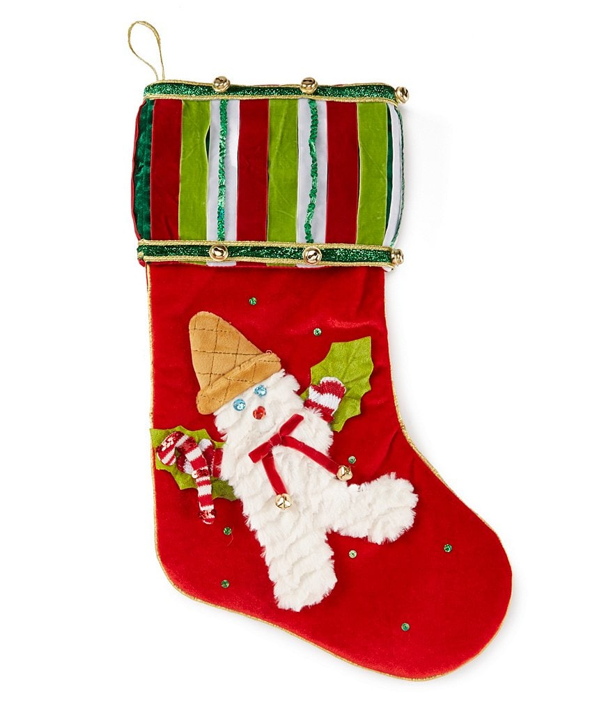 Trimsetter Mr. Bingle Stocking