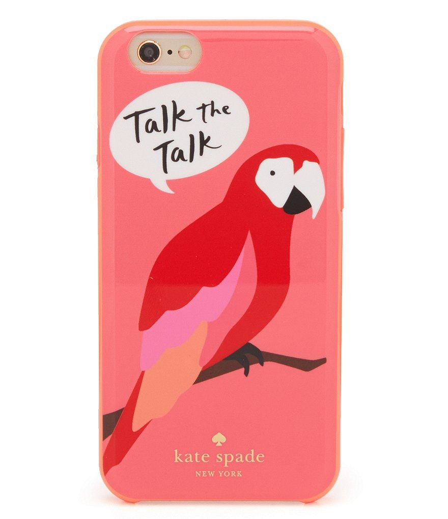 kate spade new york Talk the Talk iPhone 6/6s Case