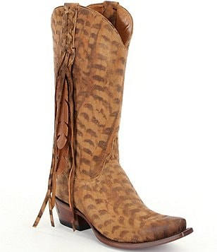 Lucchese Tori Western Boots