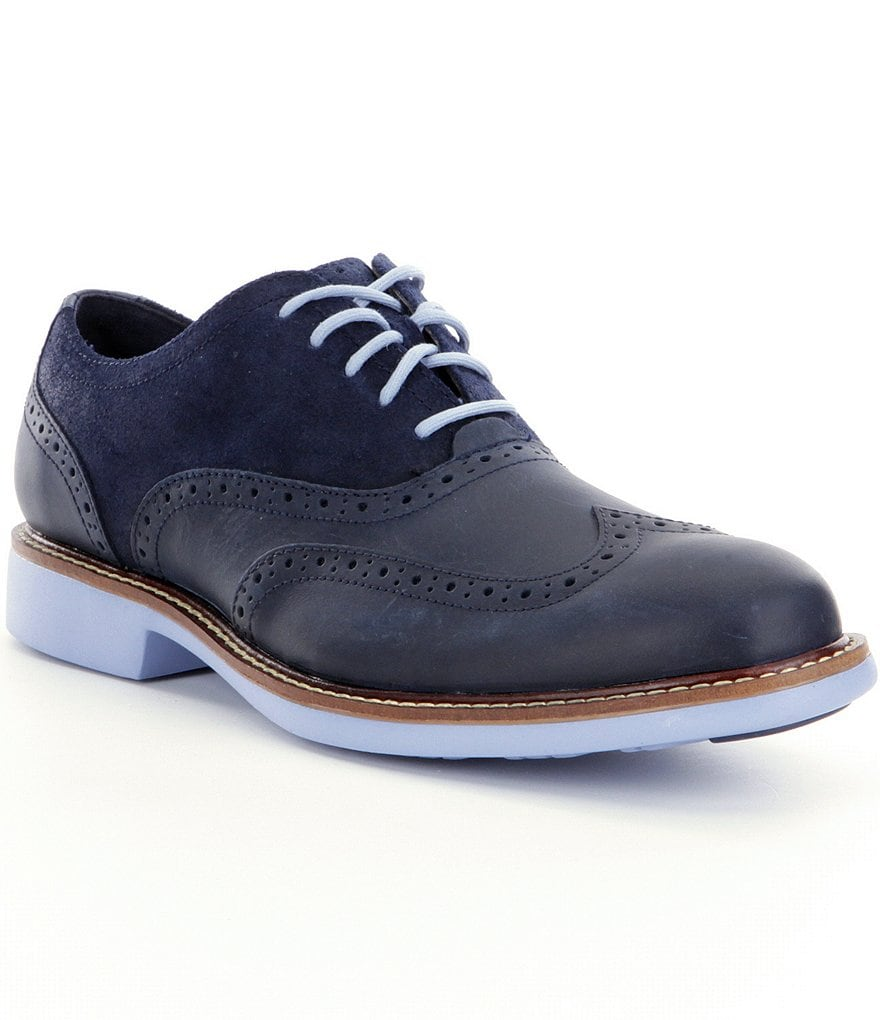 Cole Haan Men´s Great Jones Wingtip Oxfords