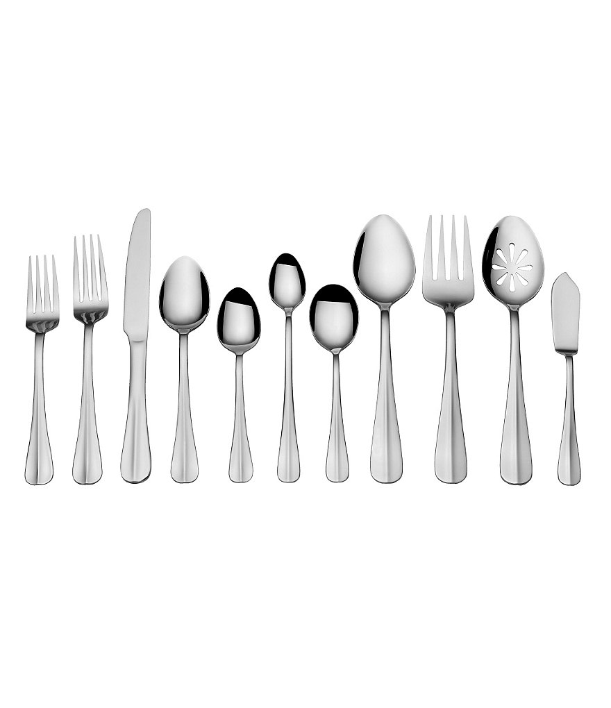 Towle Silversmiths Living Legacy 78-Piece Stainless Steel Flatware Set