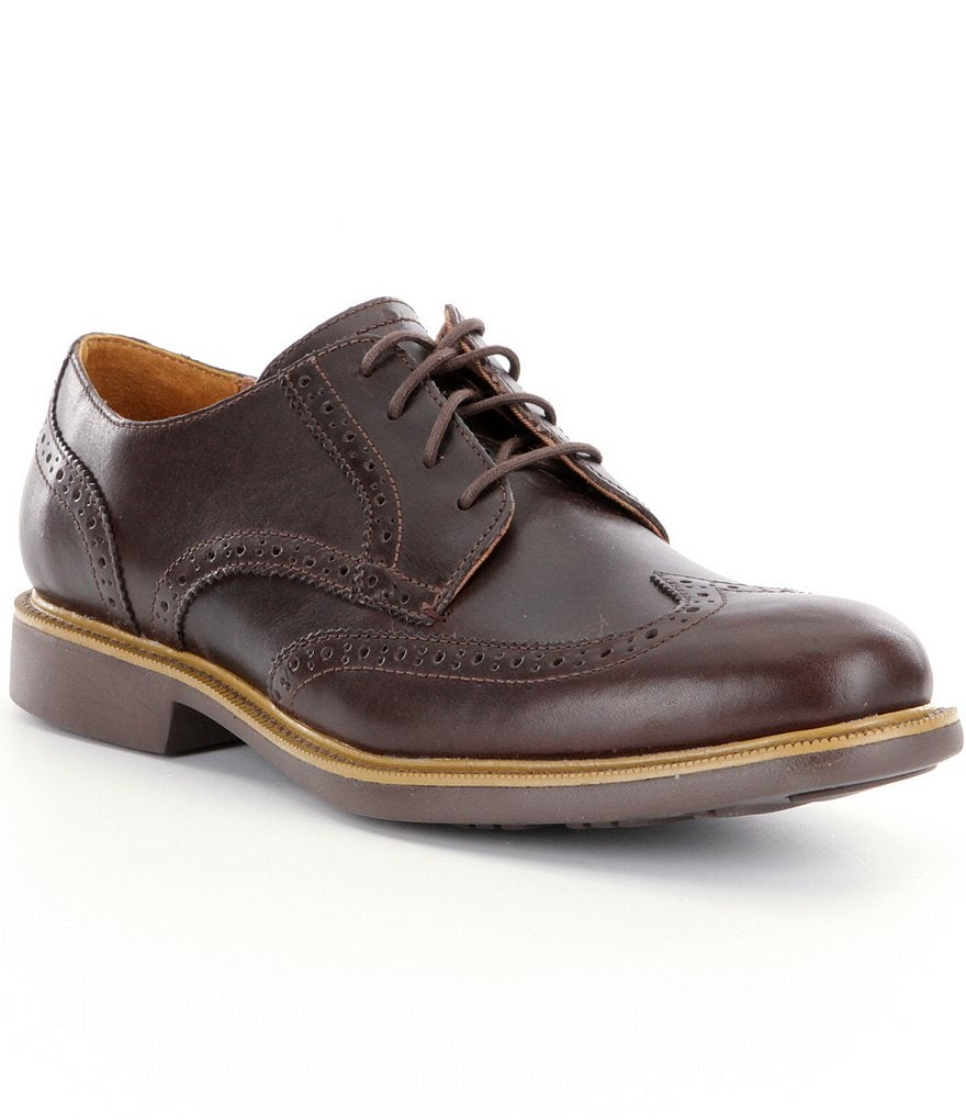 Cole Haan Men's Great Jones Wingtip Oxfords