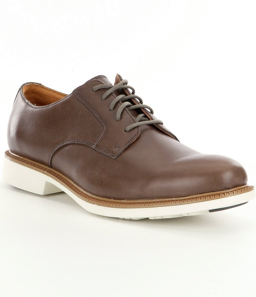 Cole Haan Men's Great Jones Plain Toe Oxfords