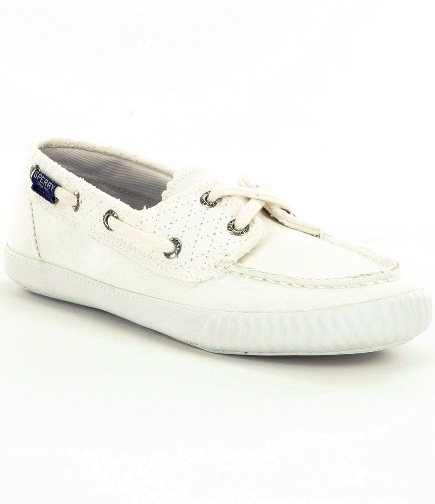 Sperry Sayel Away Canvas Women's Boat Shoes
