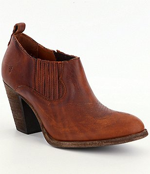 Frye Ilana Pull-On Shooties