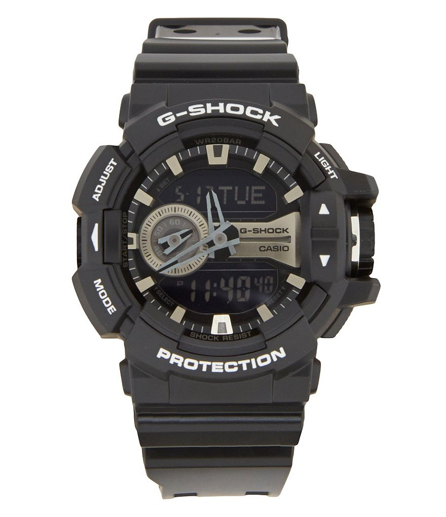 G-Shock Rotary-Dial Ana-Digi Watch