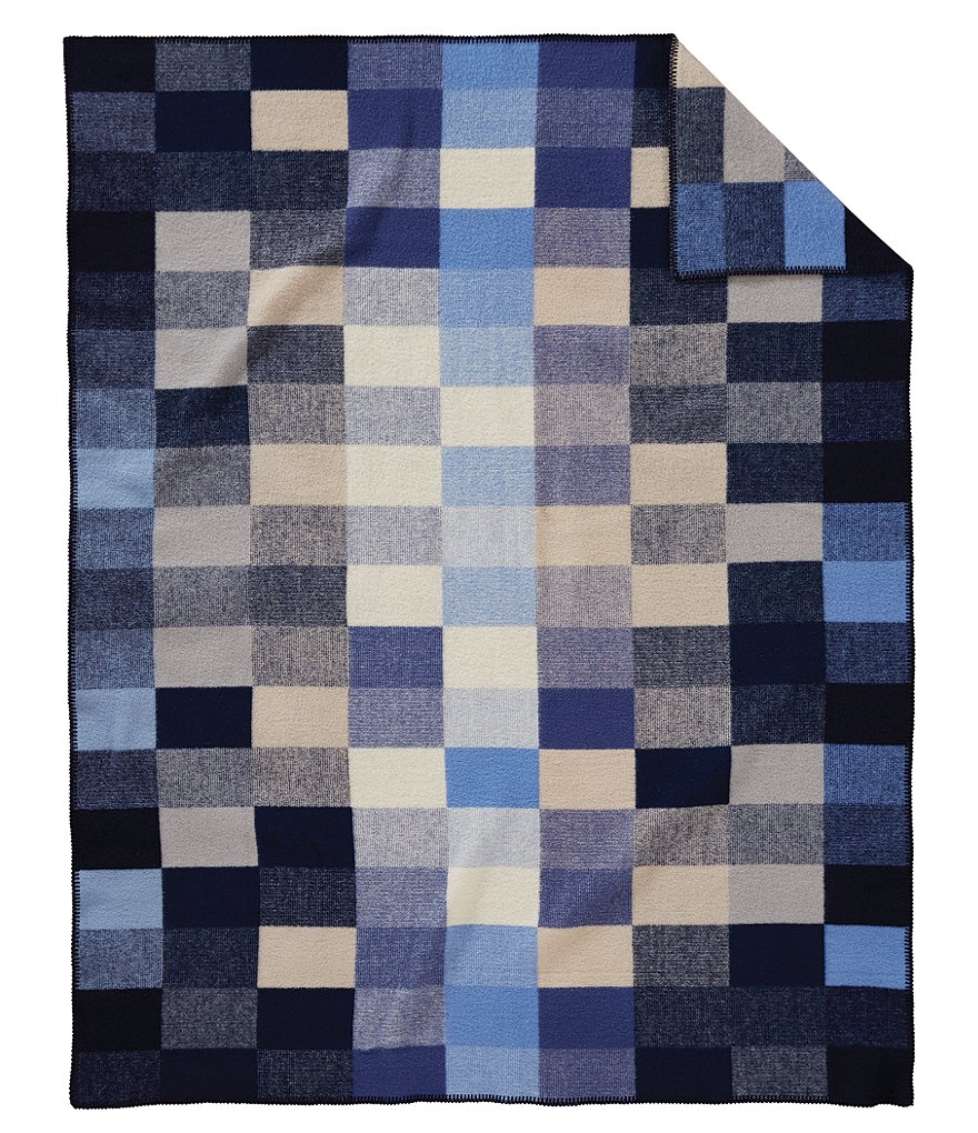 Pendleton Boro Patchwork Throw