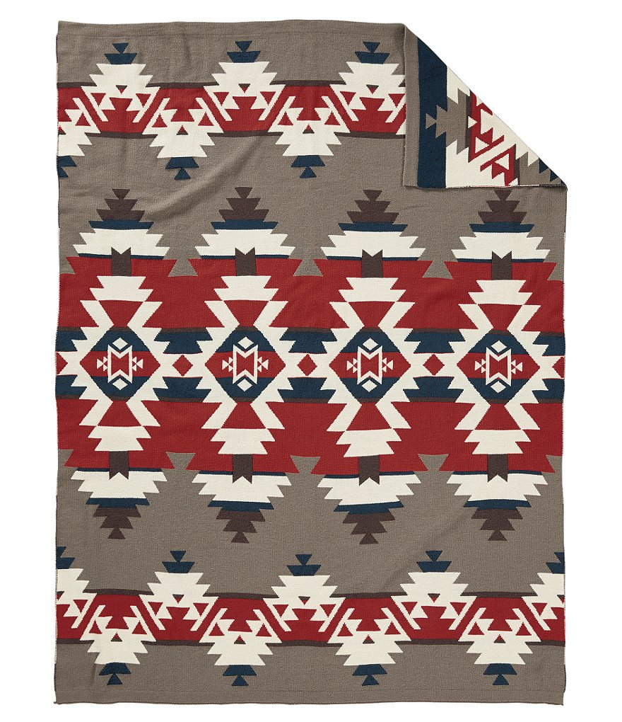 Pendleton Mountain Majesty Wool Throw