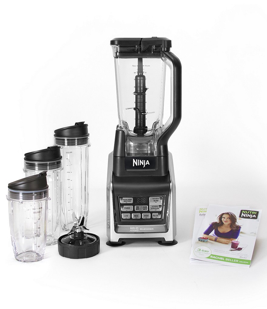Nutri Ninja Duo Blender with Auto-iQ