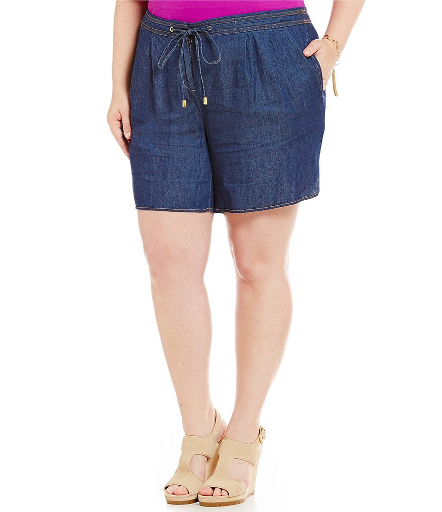 Gibson & Latimer Plus Chambray Short