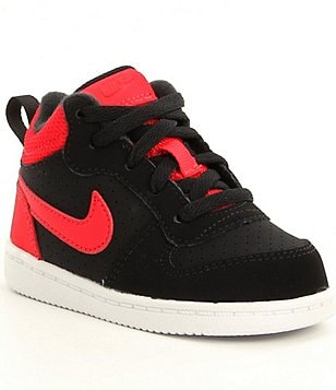 Nike Boys´ Court Borough Mid Sneakers