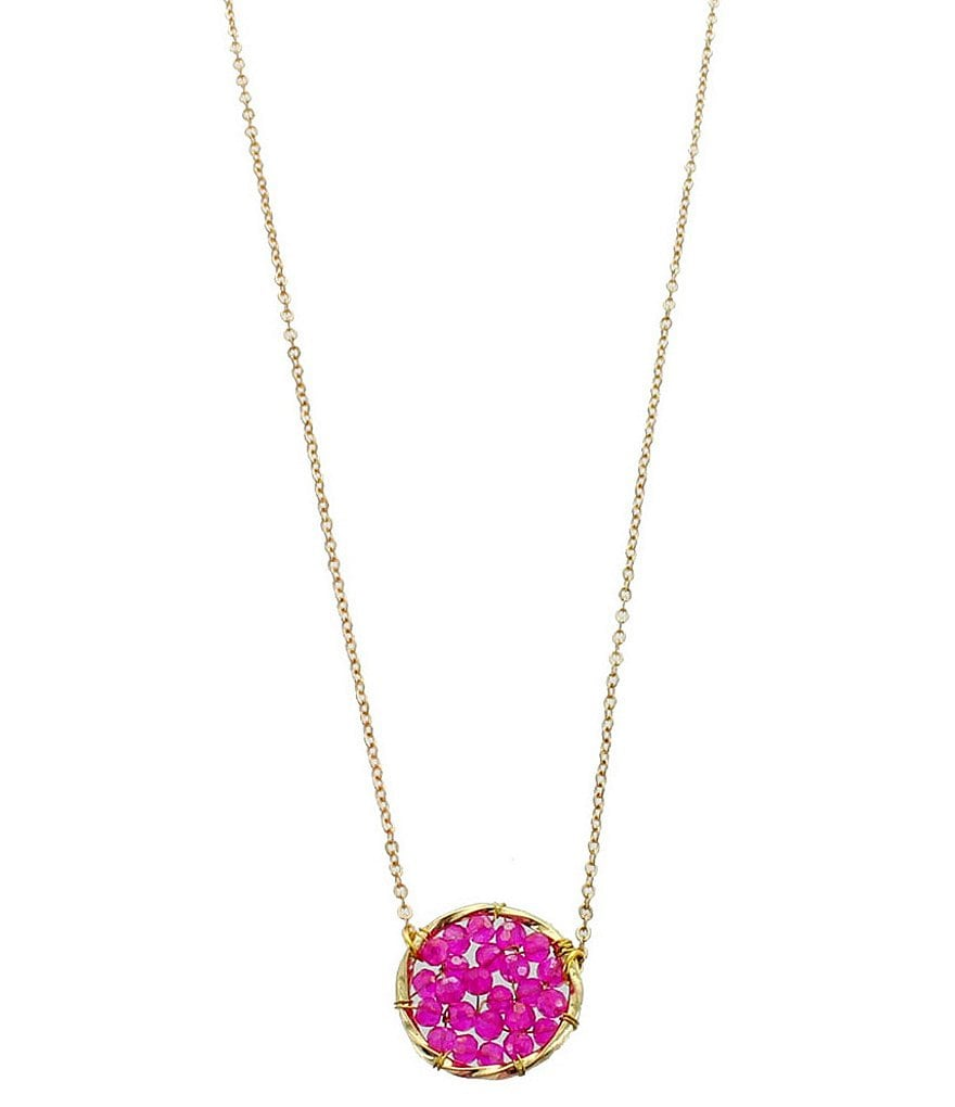 Panacea Crystal Pendant Necklace