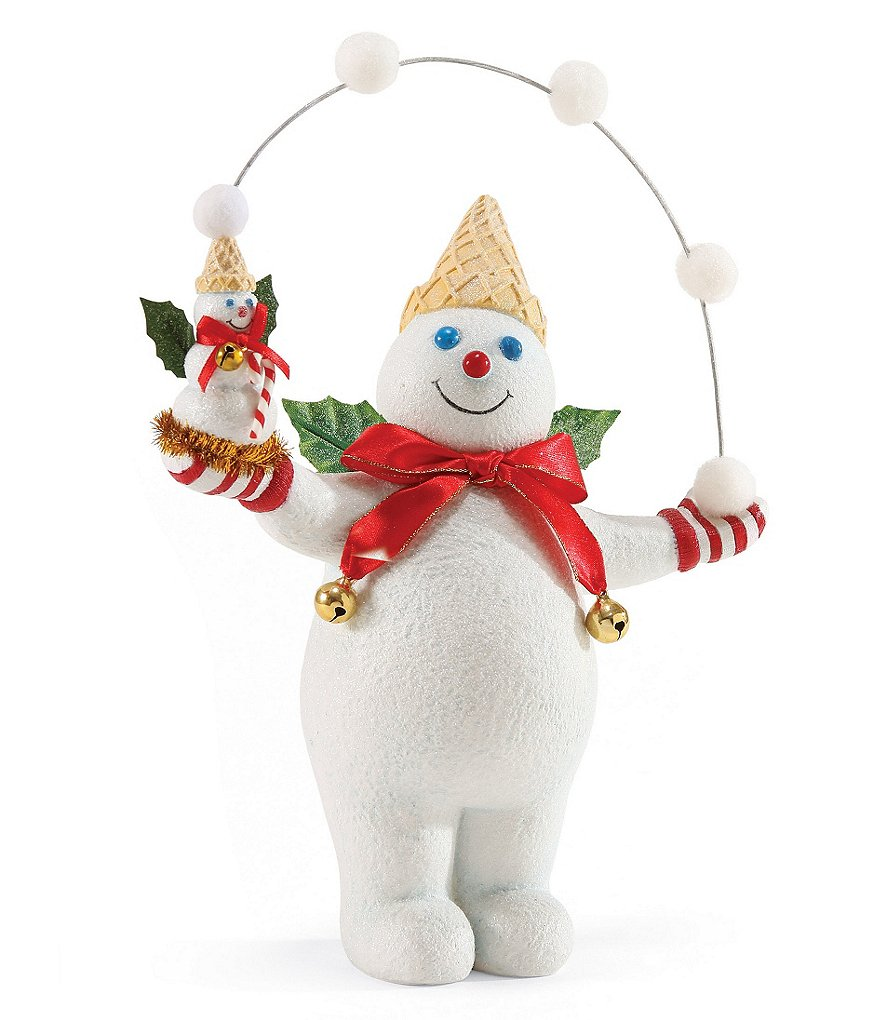 Possible Dreams Merry Little Mr. Bingle Figurine