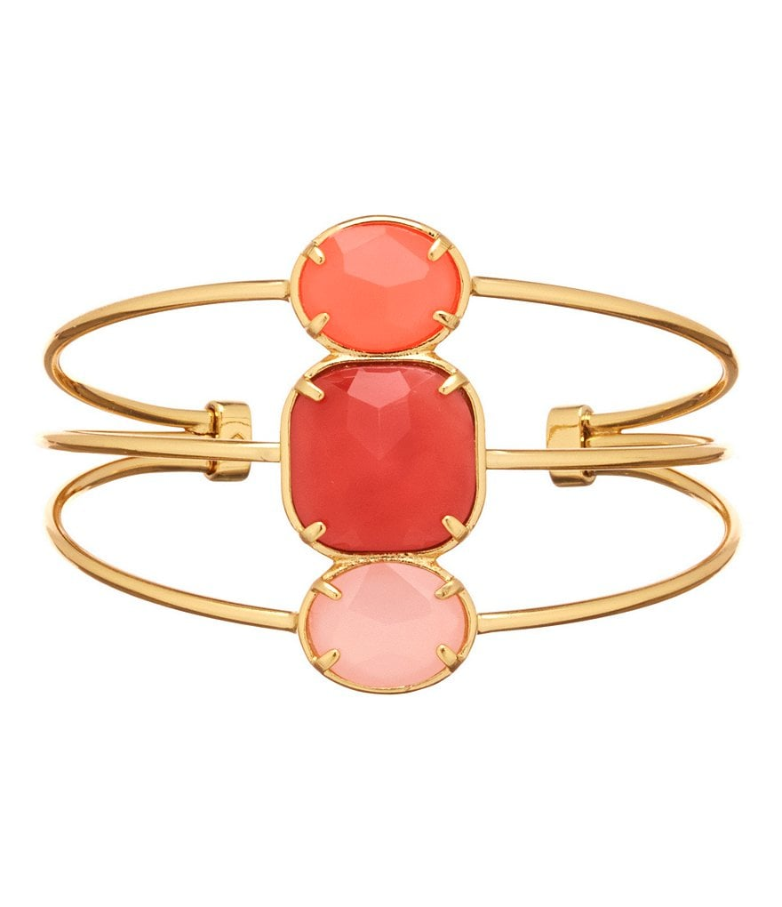 kate spade new york Sun Kissed Sparkle Cuff Bracelet