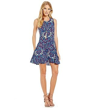 Splendid Kloe Paisley Printed Dress