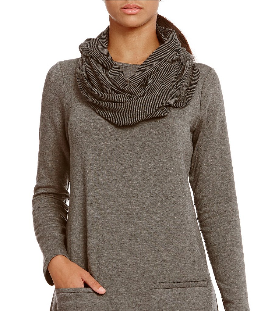 Eileen Fisher Merino Wool Scarf