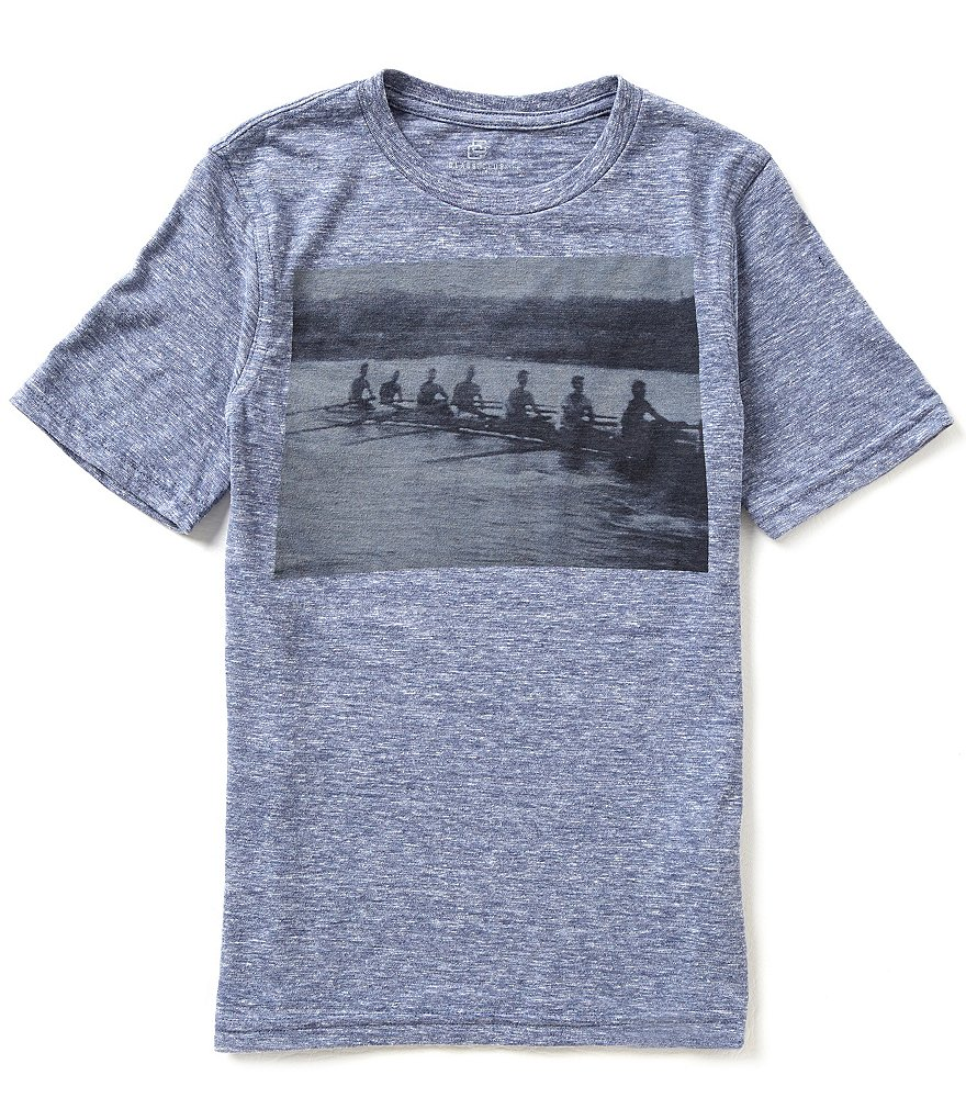 Class Club Big Boys 8-20 Regatta Screen Print Graphic Tee