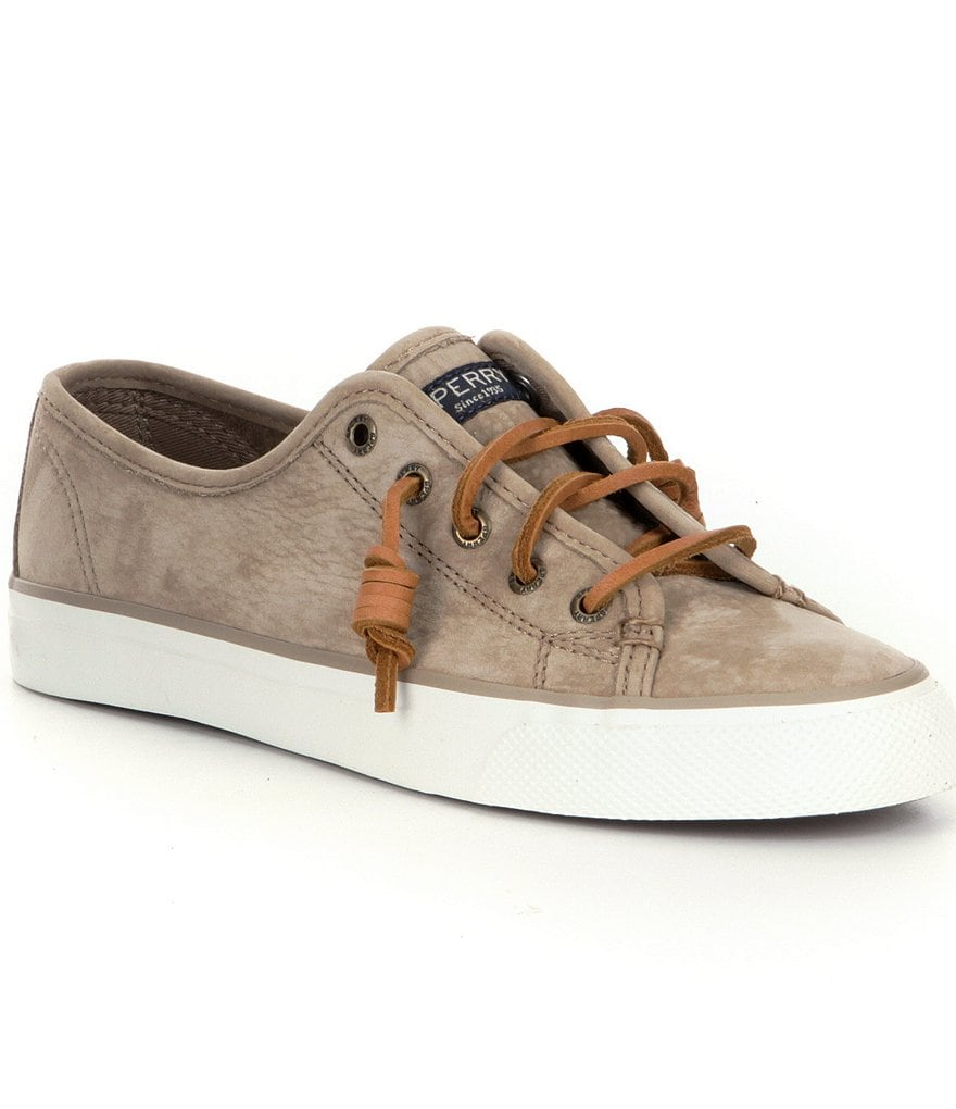Sperry Seacoast Washable Leather Sneakers