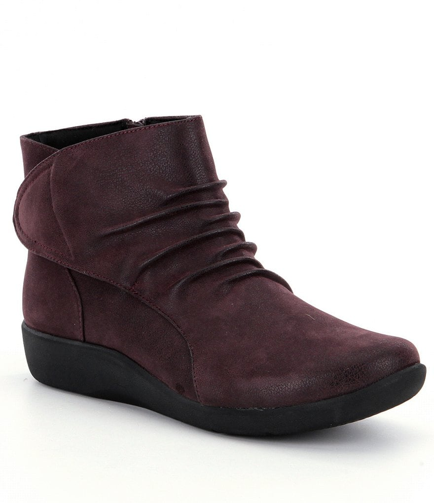 Clarks Collection Sillian Chell Booties
