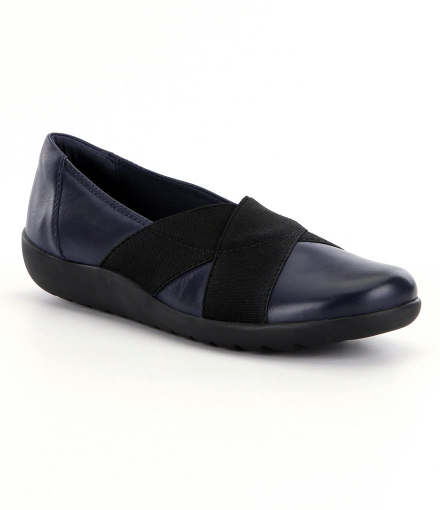 Clarks Collection Medora Jem Slip Ons
