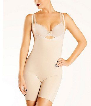 Chantelle Basic Shaping Open-Bust Bodysuit
