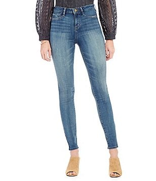 William Rast Sculpted High-Rise 5-Pocket Denim Jeans