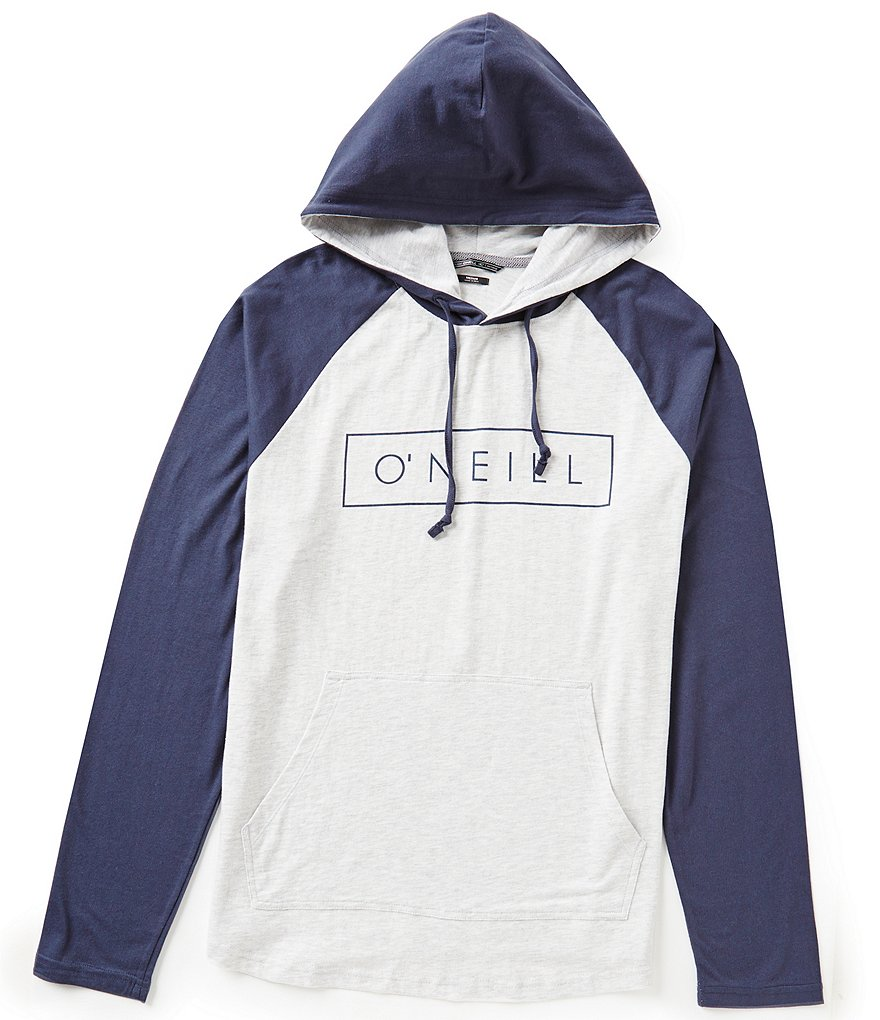 O´Neill Running Pullover Color Block Hoodie Tee