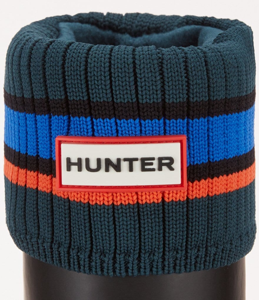 Hunter Buoy Stripe Boot Socks