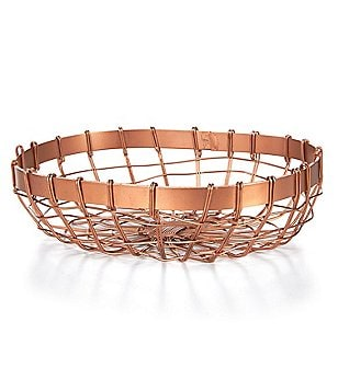 Southern Living Oval Bread Basket