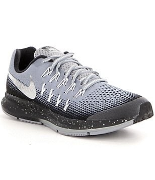 Nike Boys´ Zoom Pegasus 33 Shield Running Shoes