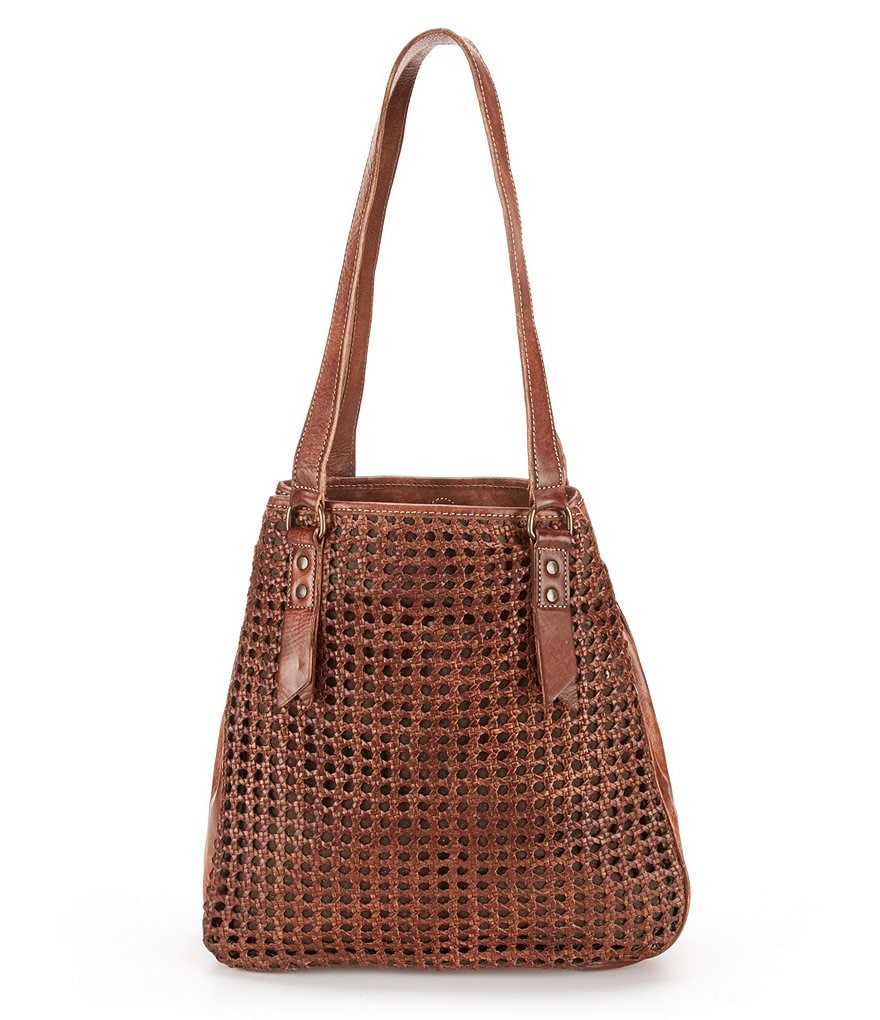 Bed Stu Clearwater Hand-Woven Tote
