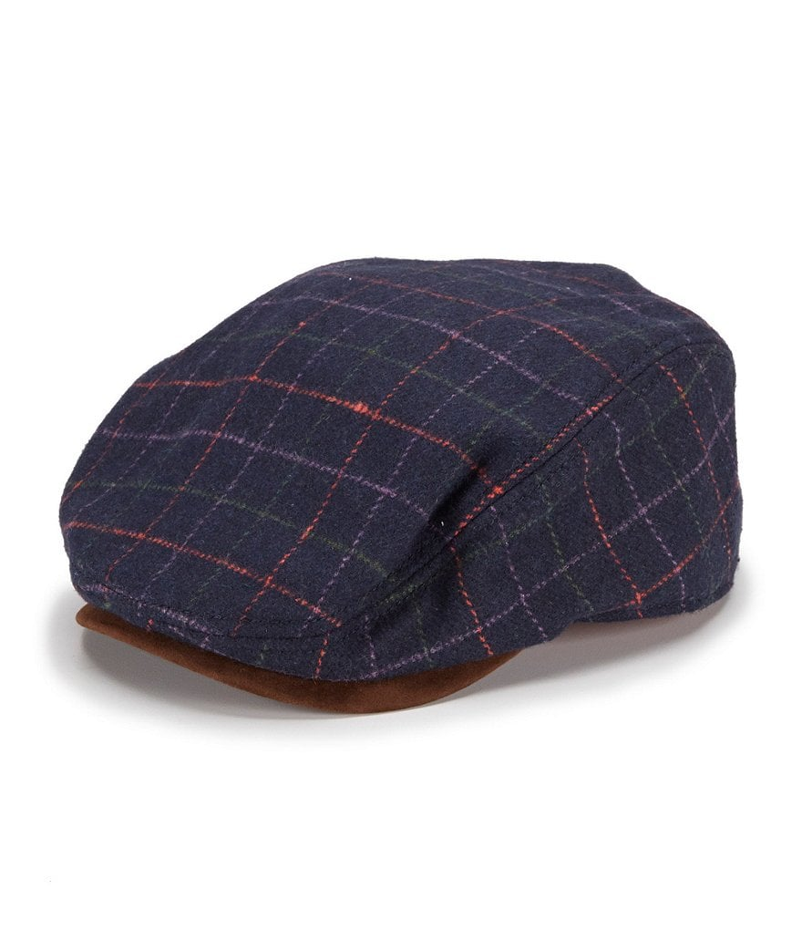 Cremieux Plaid Driver Hat