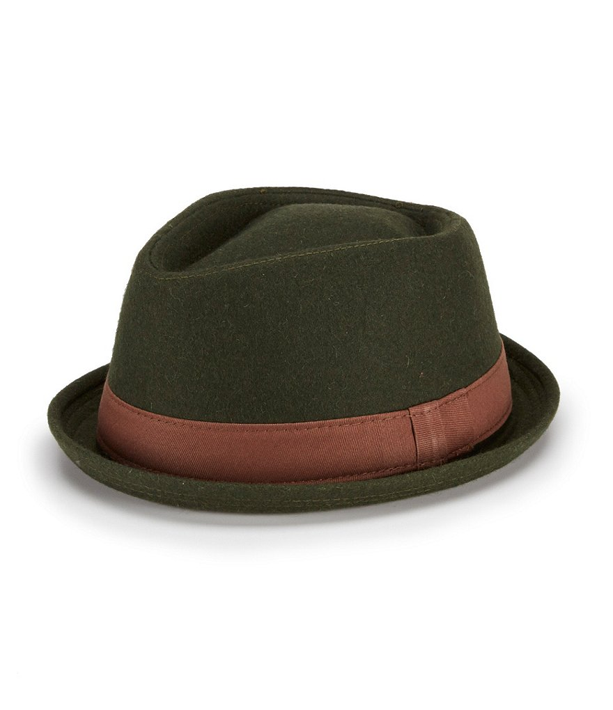 Cremieux Pork Pie Hat