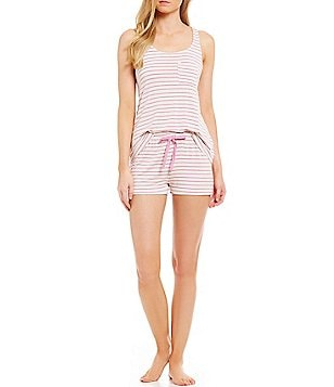 Splendid Striped Racerback Pajamas