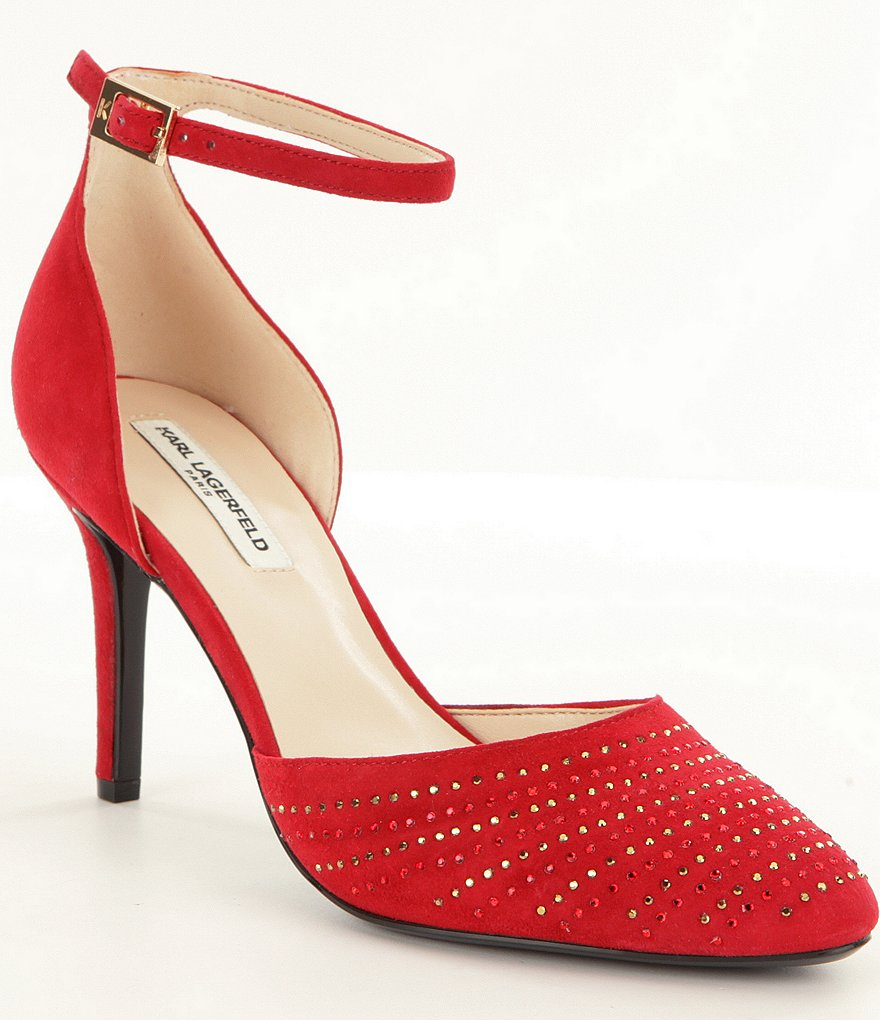 Karl Lagerfeld Paris Janelle Pumps