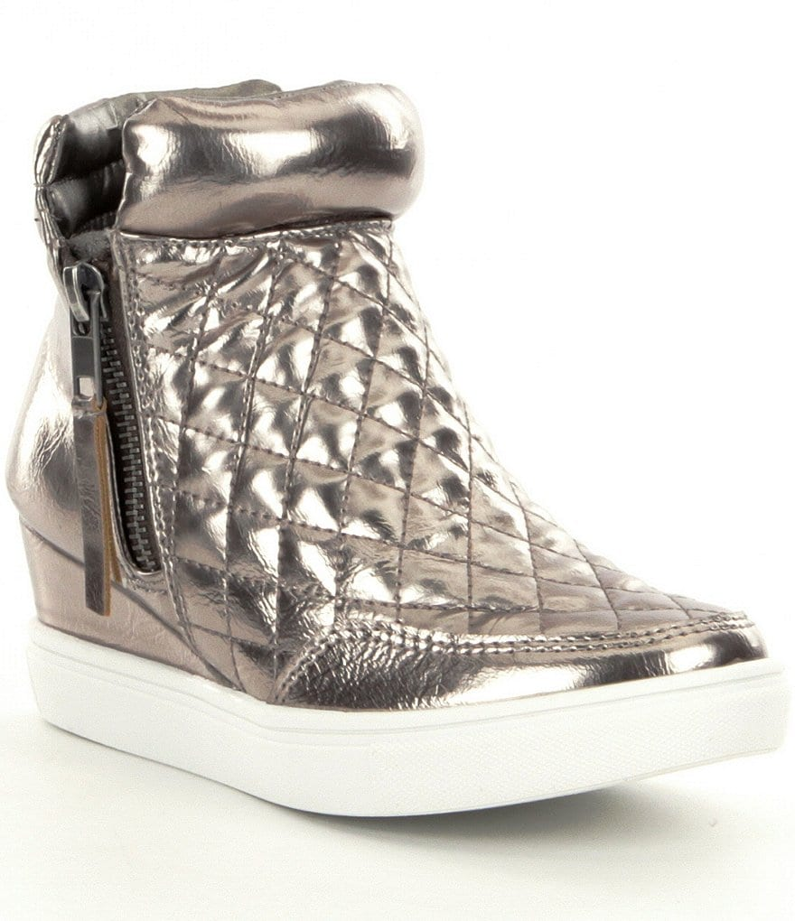 Steve Madden Girls´ JLINQSQ Wedge Sneakers