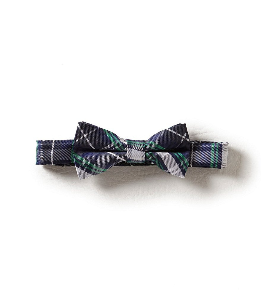 Starting Out Baby Boys Plaid Bow Tie